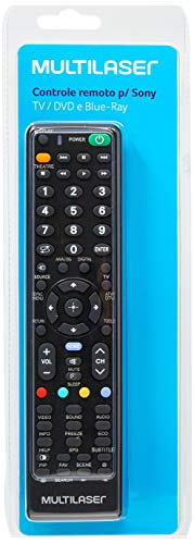 Controle Remoto Multilaser - Tvs Led E Lcd Sony - AC175