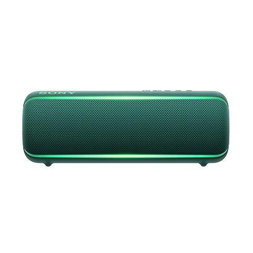 Caixa de Som Sony Extra Bass SRS-XB22 Bluetooth Verde