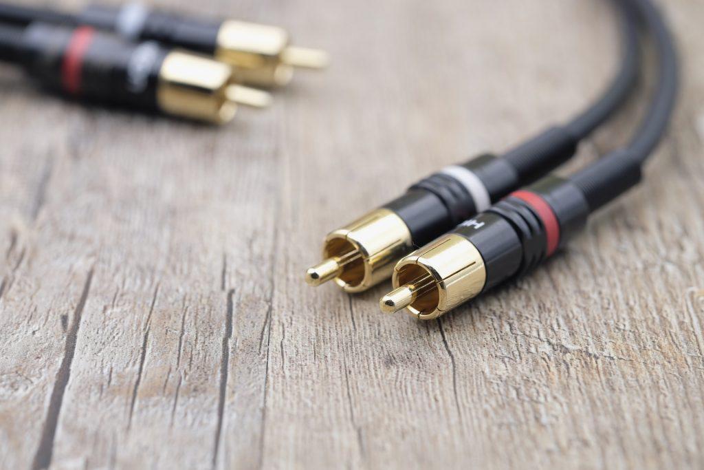cables de rca