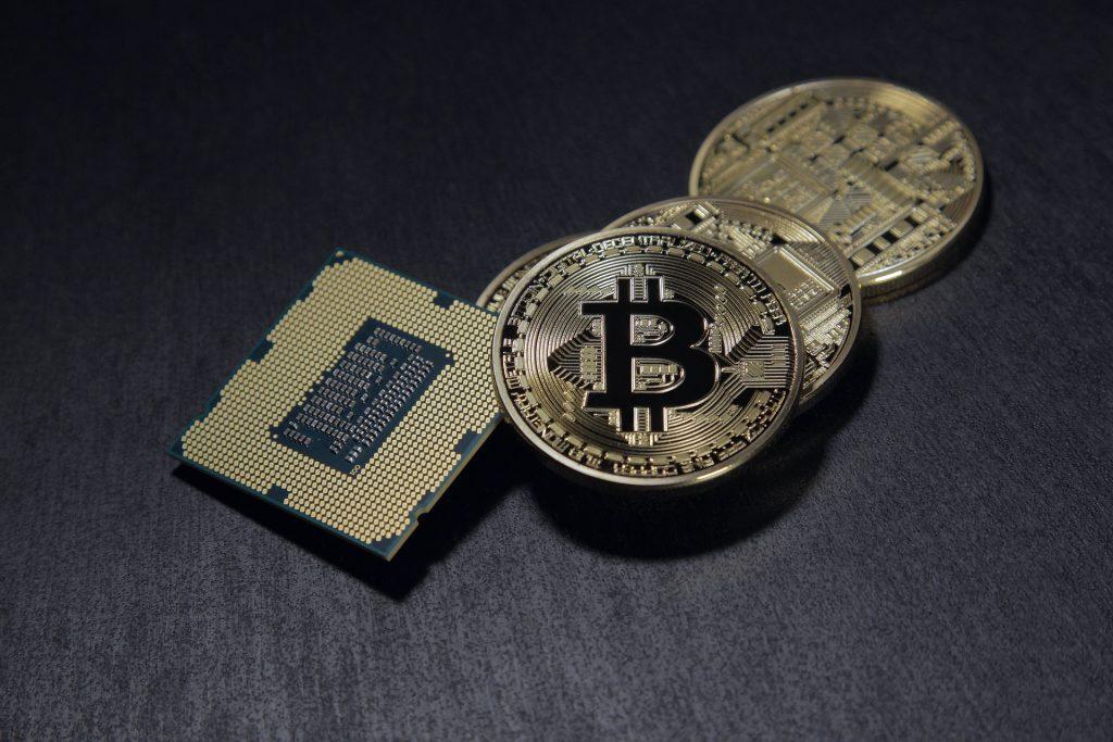 procesador y bitcoin