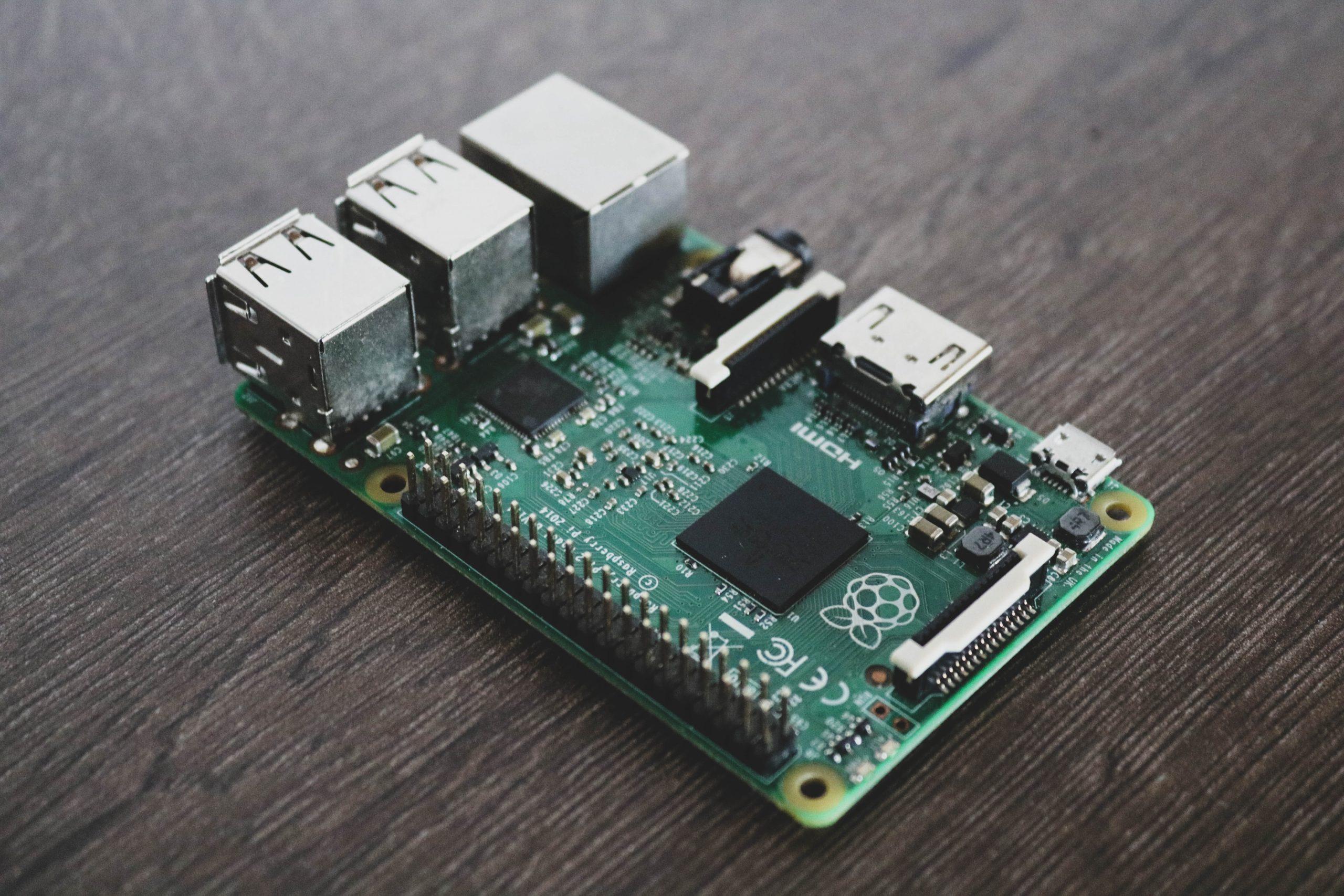Imagem de um hardware.