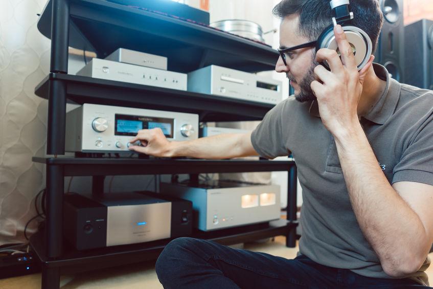 calibrando sonido