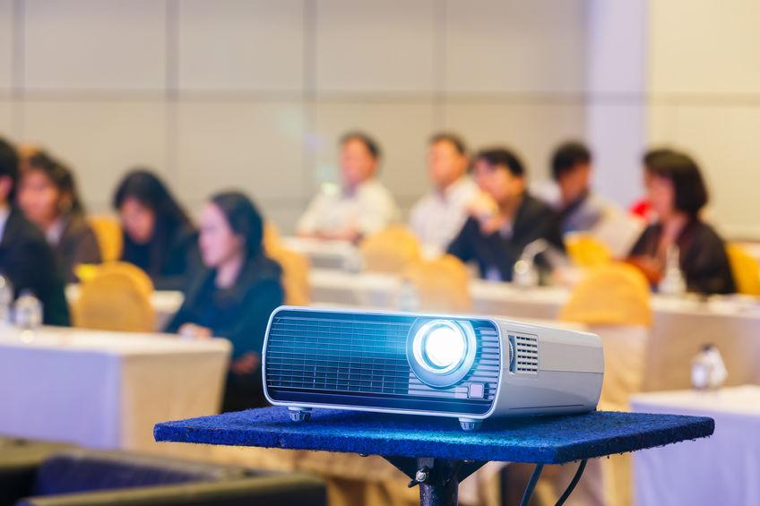 proyector de salon de clases