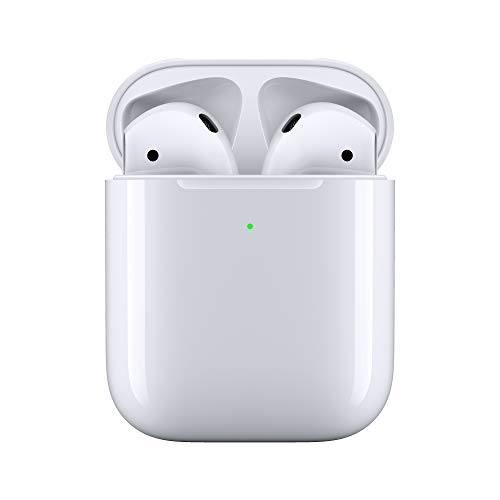 Fone de Ouvido Apple Airpods, com estojo de recarga sem fio - Mrxj2be/a