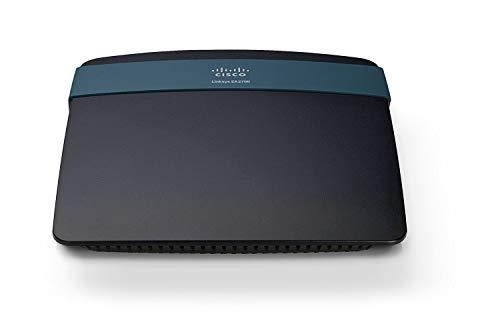 Roteador Sem Fio Linksys EA2700, Preto, N600 Mbps
