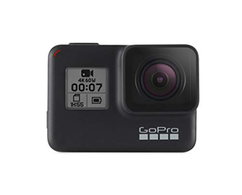 Câmera Hero 7 Black à Prova D'água 12MP 4K Wifi, GoPro, Preto