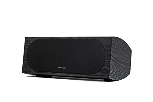 Caixa para Home Theater Central Subwoofer 90W, Pioneer, SPC22