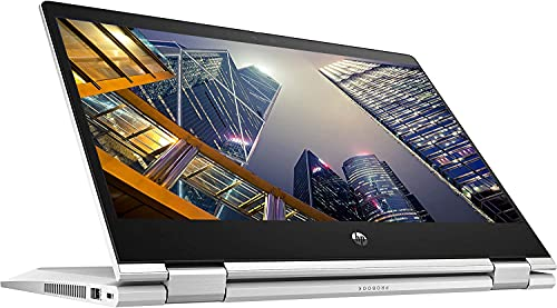 Notebook HP 2 em 1 x360 PRO 13.3 AMD Ryzen3 8GB RAM 256GB SSD Windows 10 – Prata