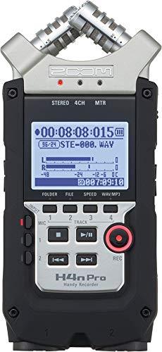 Gravador Digital Zoom H4N PRO