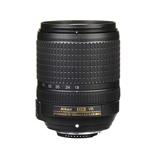 Lente Nikon AF-S DX NIKKOR 18-140 mm f / 3.5-5.6G ED