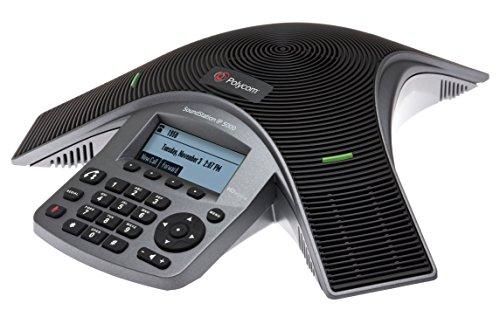 Aparelho de Audioconferência SoundStation IP5000 – Polycom