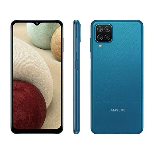 Smartphone Samsung Galaxy A12 64GB, Tela 6.5