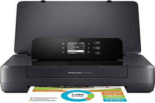 Impressora portátil HP OfficeJet 200 (CZ993A)