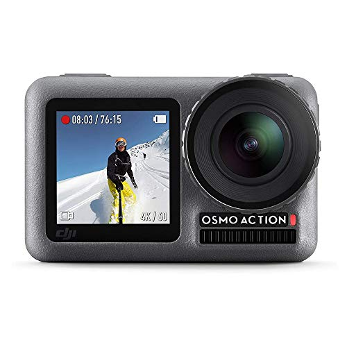 Camera DJI Osmo Action 4K Sensor CMOS F/2.8