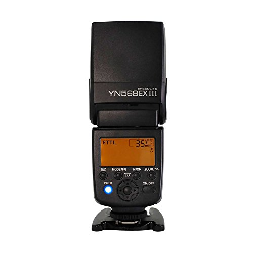Flash Speedlite Yongnuo Yn-568ex Iii para Câmeras Canon