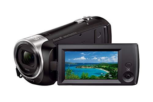 Filmadora Handycam Sony HDR-CX405 HD com sensor CMOS Exmor R