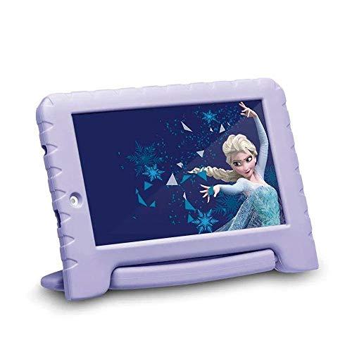 Tablet Wi-Fi Quad-Core, Multilaser, Disney Frozen, NB315, 16 GB, 7