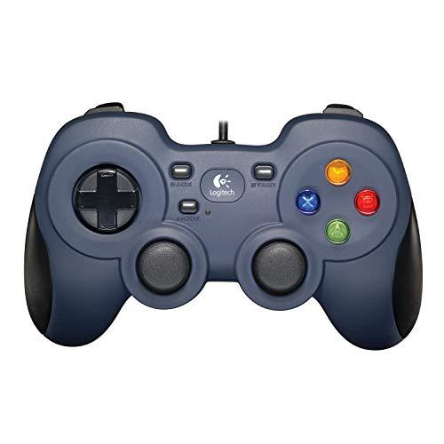 Controle de Jogos com fio Logitech F310 para PC e TV