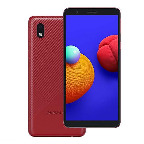 Smartphone Samsung Galaxy A01 Core 32GB 2GB RAM Tela Infinita de 5.3