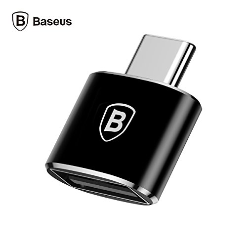 Adaptador Baseus Tipo C Otg Para Usb Cabo Usb Dados Carga