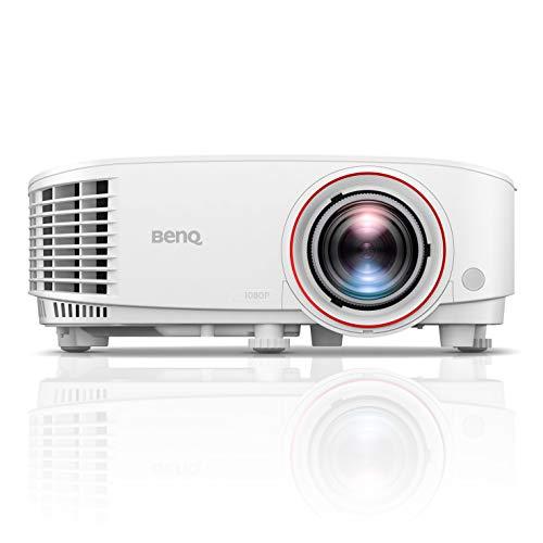 Projetor BenQ TH671ST Full HD para cinema em casa, BenQ, TH671ST TH671ST, Branco