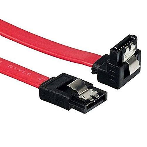 Cabo Dados Sata 50cm PC-CBST03 180/90-90 GRAUS Plus Cable