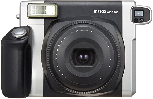 Câmera instantânea Fujifilm INSTAX Wide 300 - Importação (sem garantia dos EUA)