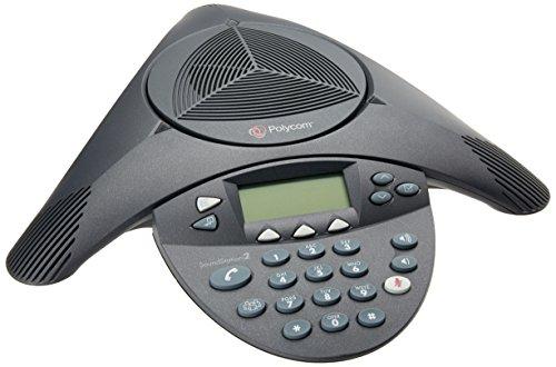 Polycom Telefone Audioconferencia SoundStation2 Expansível (com display) 2200-16200-014