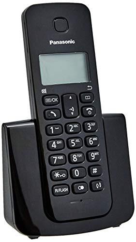 Telefone Sem Fio Panasonic Com Id Chamadas Preto KX-TGB110LBB