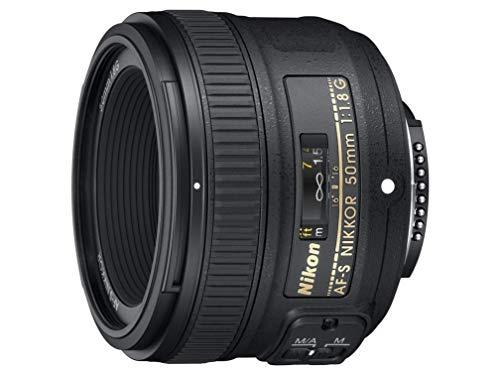 Lente Nikon AF-S Nikkor 50 mm f/1.8G