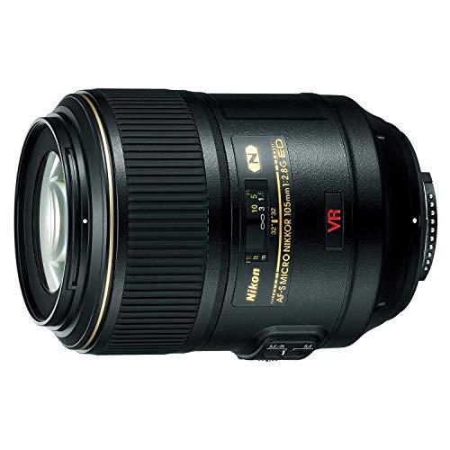 Lente Nikon 105mm F/2.8G IF-ED AF-S VR Macro