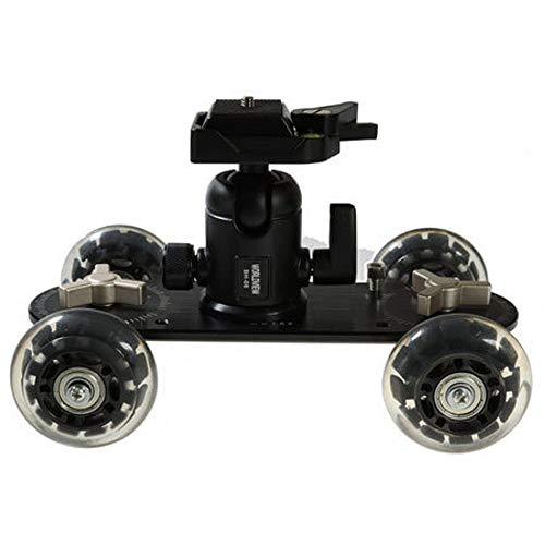 Dolly Skate PC-210 para Câmeras DSLR e Filmadoras