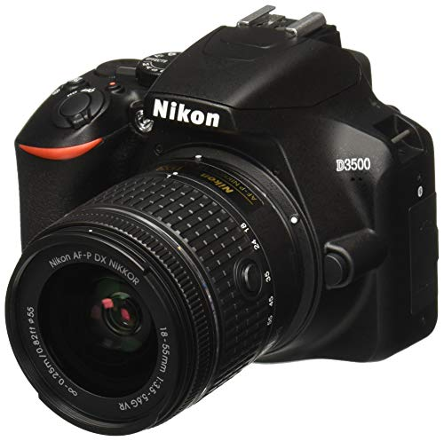 Camera DSLR Nikon D3500 Camera Lente18-55mm