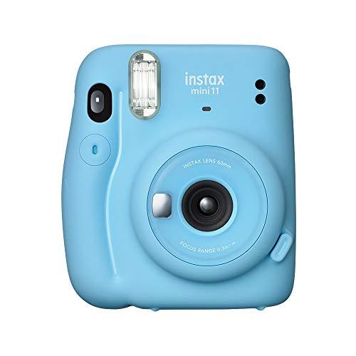 Câmera Instax Mini 11 - Azul