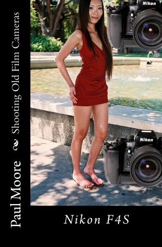 Shooting Old Film Cameras - Nikon F4S (English Edition)