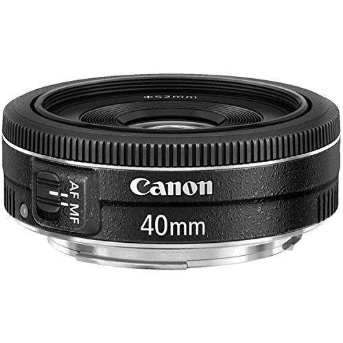 Objetiva Canon EOS EF 40mm F2.8 STM