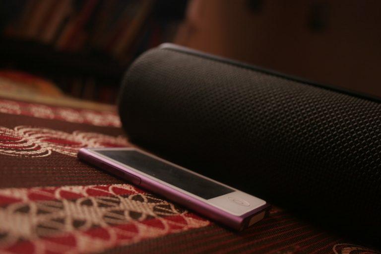 Bluetooth MP3 Player-1