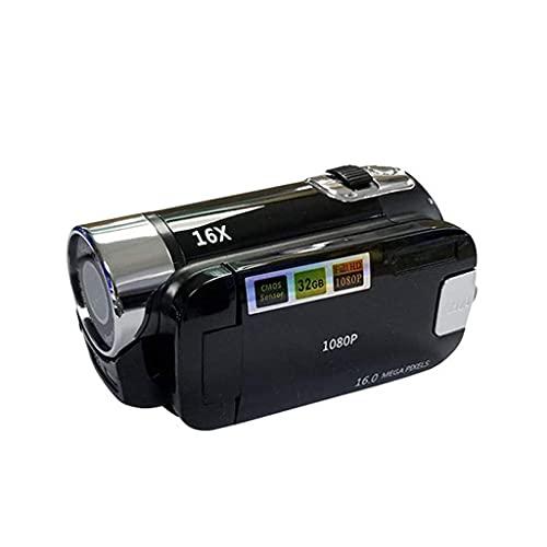 Câmera de vídeo digital 1080P filmadora/tela giratória TFT LCD de 2,7