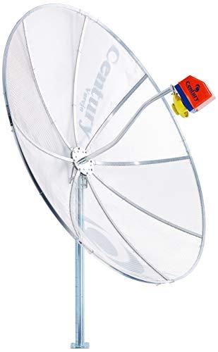 Antena 1.50 Metros Monoponto Super Digital, Century 34229-0-0