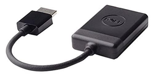 Adaptador HDMI para VGA, Dell, Outros Acessórios para Notebooks, Preto
