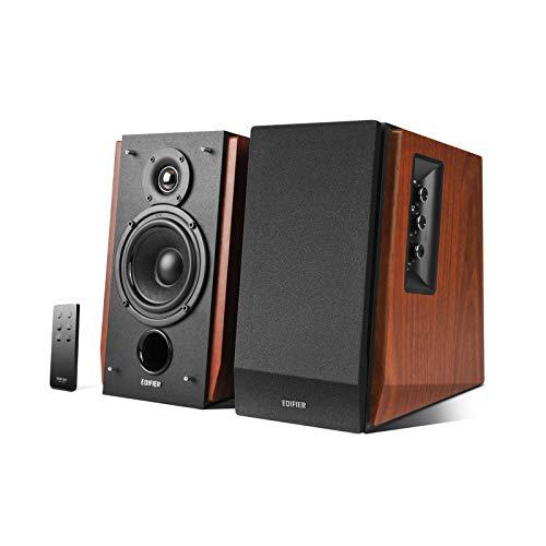 Monitor de Áudio Bluetooth, Edifier, R1700BT Wood