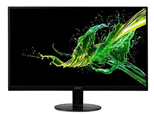 Monitor ACER 27'' SA270 Ultra-fino, Full HD, 75Hz, HDMI VGA