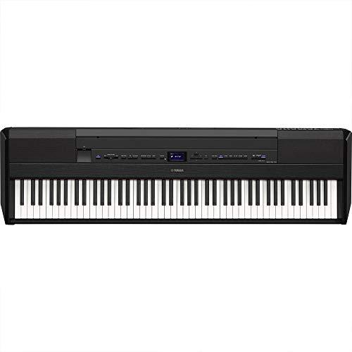 Piano Digital P515B Preto YAMAHA, Yamaha, P515B