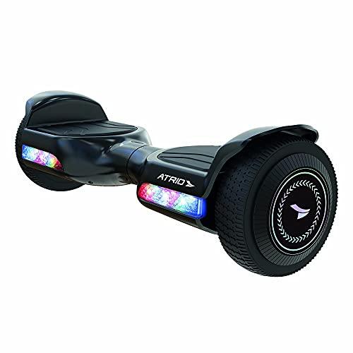 Hoverboard Fun Led Chumbo 6,5 Pol 260W 2,0Ah 10Km/H 6Km 100 Kgs - Atrio ES356