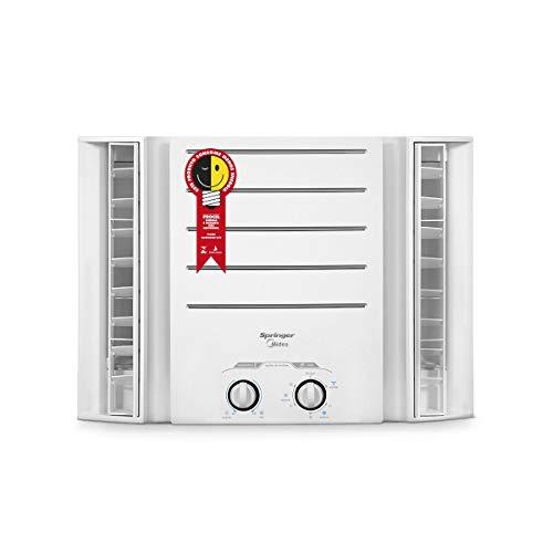 Ar Condicionado de Janela Mecânico, Springer, Branco, 7.500 BTU/h Frio, 110v, Midea