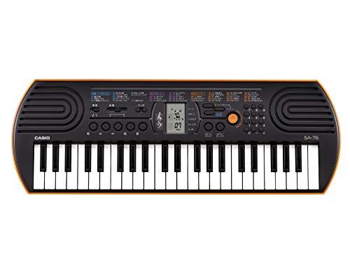 Mini teclado 44 teclas mini, 100 timbres e 50 ritmos