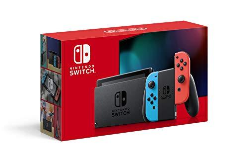 Console Nintendo Switch - Azul Neon e Vermelho Neon (Nacional)