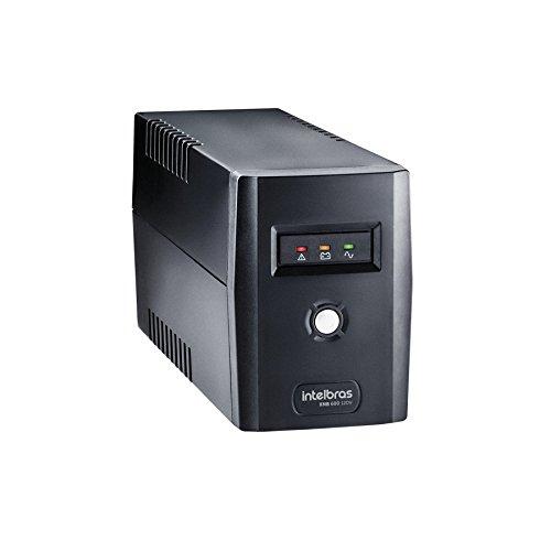 intelbras XNB 600 VA Nobreak Interactive, 120V, Preto, Único