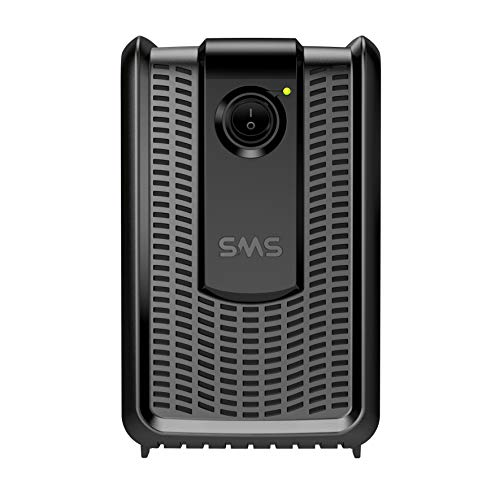 Estabilizador SMS Revol Speedy Vl 1000VA Mono-115-16621 Preto