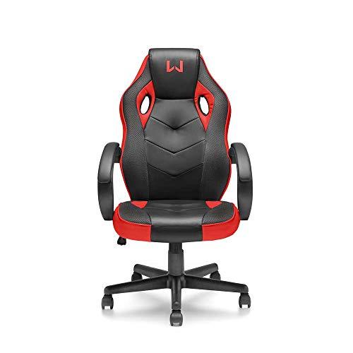 Cadeira Gamer Inclinação Até 15º Vermelho Warrior - Ga162, Warrior, Acessórios para Computador